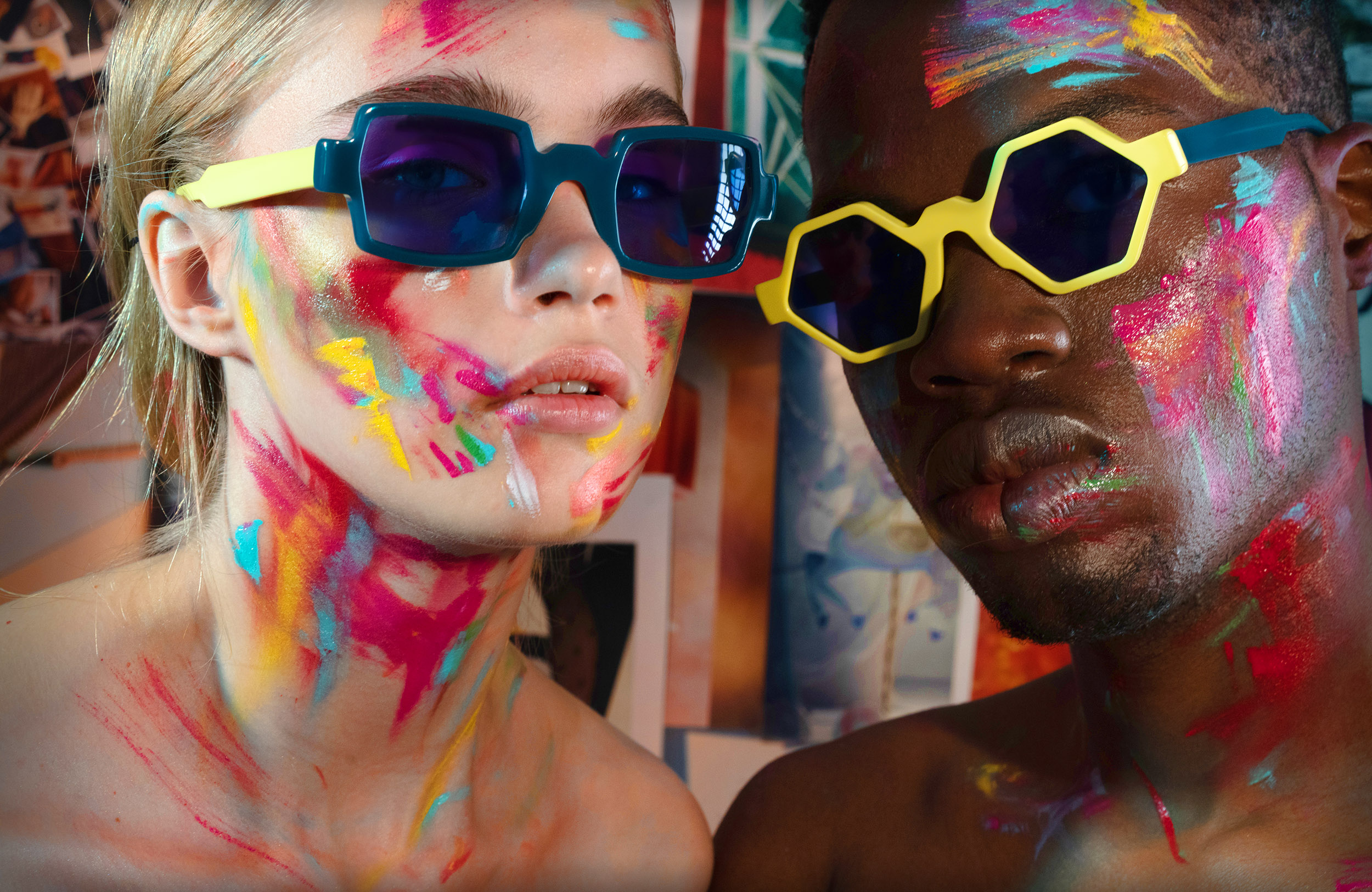 UNSEEN EYEWEAR - VISUAL CULTURES